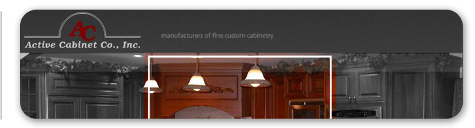 Zartwork Designs - Active Cabinet Web Design